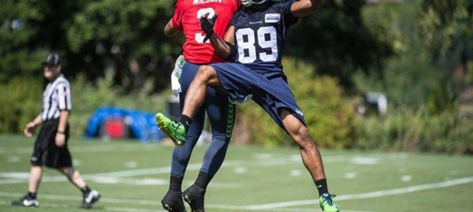 2015 Seahawks Training Camp