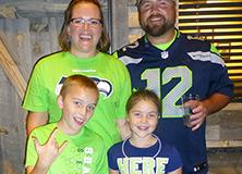 Where Can Families Watch Seattle Seahawks Austin Football?