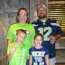 Where Can Families Watch Seattle Seahawks Austin Football?