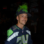 Seahawks fan spirit