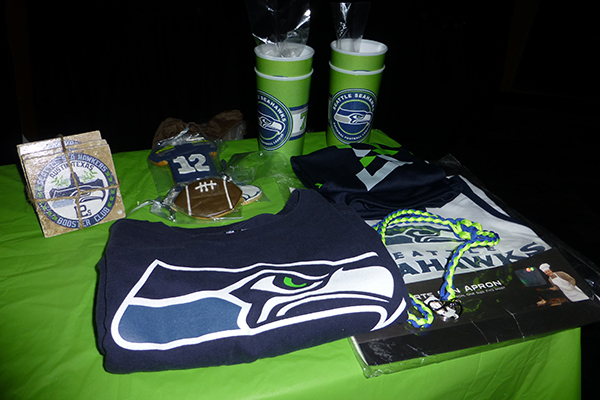 Seattle Seahawks Prize Drawing